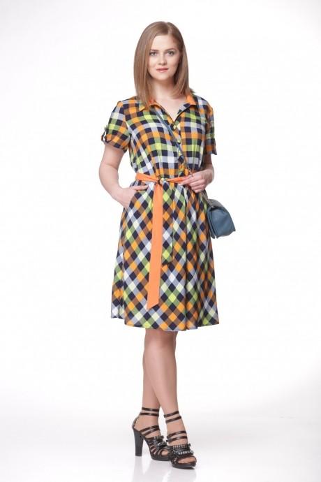 Повседневное платье Ладис Лайн 702