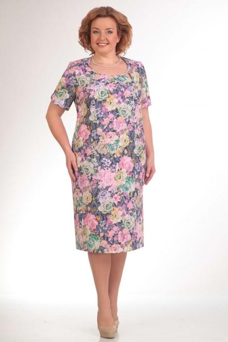 Вечернее платье Орхидея Люкс 710