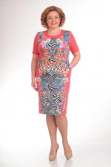 Повседневное платье Milana 646