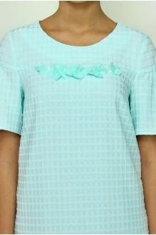 Летнее платье ALANI COLLECTION 330 мята фото 3