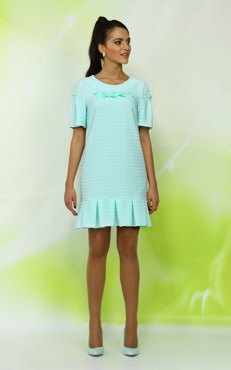 Летнее платье ALANI COLLECTION 330 мята