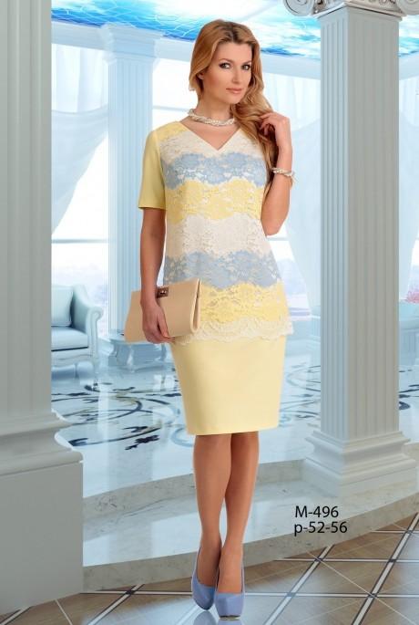 Вечернее платье Мишель Стиль 496