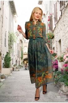 Длинное платье МиА-Мода 693-2 фото 1