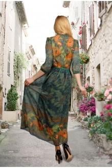 Длинное платье МиА-Мода 693-2 фото 2