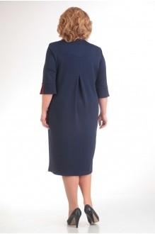 Повседневное платье Прити 402 синий фото 2