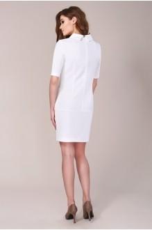Повседневное платье Магия Моды 886 белый фото 2