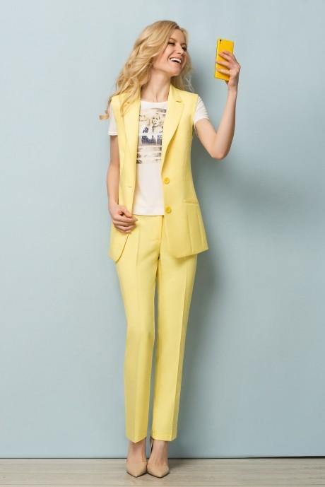 Брючный костюм /комплект Lady Secret 2431 желтый