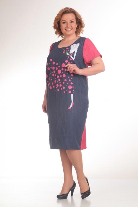 Летнее платье Novella Sharm 2632