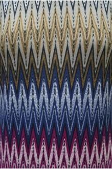 Блузки и туники Golden Vallеy 2020 розовый с синим фото 2