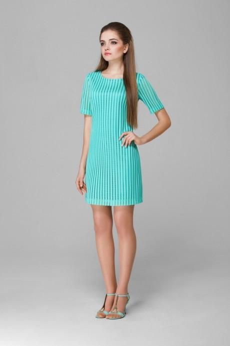 Повседневное платье Модная страна 3.0498 мята