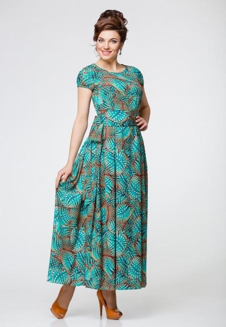 Длинное платье Elady 1957 А