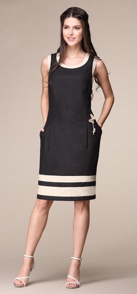 Повседневное платье Faufilure B746