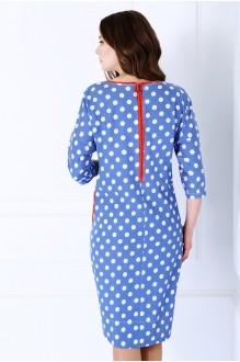Повседневное платье Matini 3.980 красная окантовка фото 3