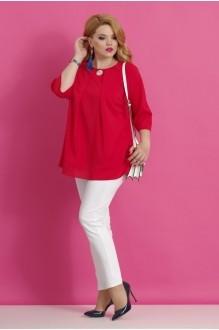 Блузки и туники Lissana 2714 красный фото 1