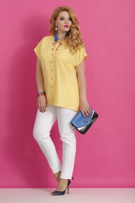 Блузки и туники Lissana 2783 светло-желтый