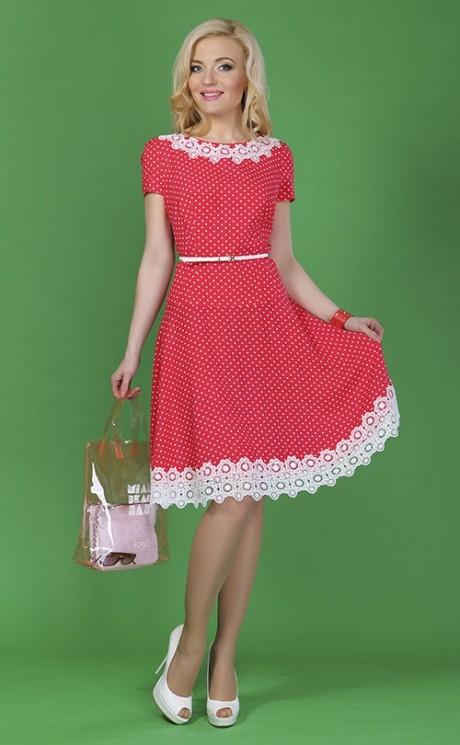 Повседневное платье Azzara 329А