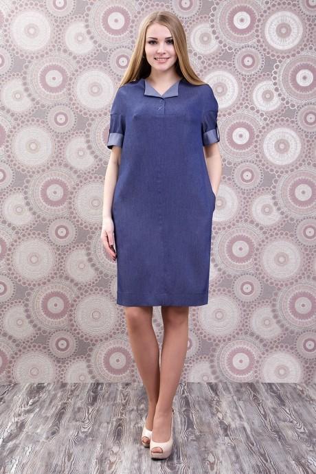Летнее платье Fashion Lux 843