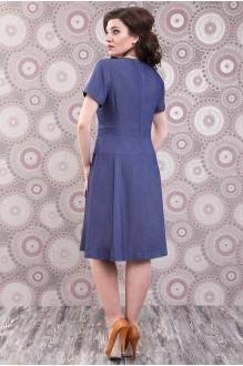 Повседневное платье Fashion Lux 949 джинс фото 2