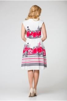 Летнее платье ЮРС 16-590 кр фото 2