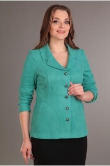 Жакет (пиджак) Diomant 1074 зеленый фото 1
