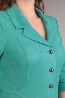 Жакет (пиджак) Diomant 1074 зеленый фото 2