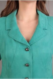 Жакет (пиджак) Diomant 1074 зеленый фото 3