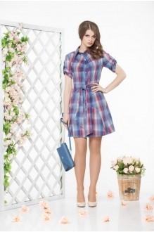 Летнее платье Нинель Шик 5406 фото 1