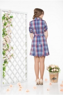 Летнее платье Нинель Шик 5406 фото 2