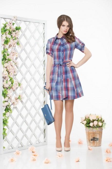 Повседневное платье Нинель Шик 5406