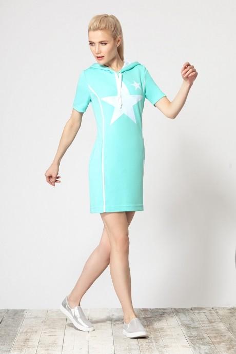 Повседневное платье DeVita 382