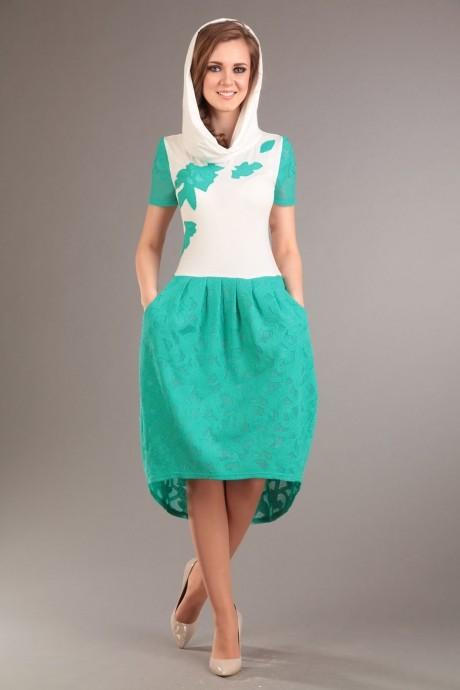 Летнее платье Асолия 2259