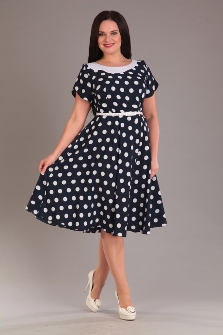 Летнее платье Асолия 2268