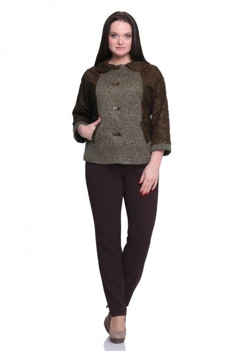 Куртки Golden Vallеy 7033 коричневый