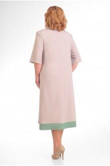 Повседневное платье Надин-Н 1276 (2) сирень фото 2