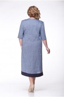 Повседневное платье Надин-Н 1276 джинс фото 2