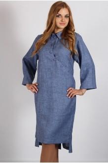 Повседневное платье Надин-Н 1271 джинс фото 2