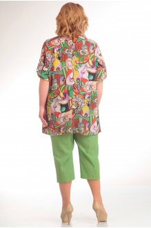 Брючный костюм /комплект Novella Sharm 2634 фото 2