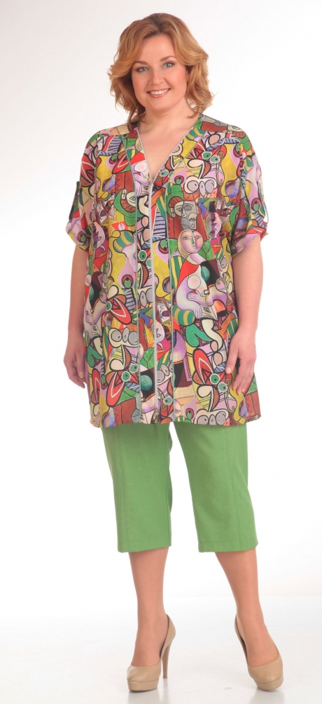 Брючный костюм /комплект Novella Sharm 2634