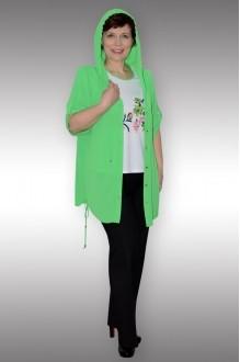 Блузки и туники Таир-Гранд 5304 зеленый фото 1