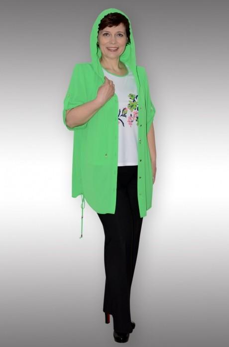 Блузки и туники Таир-Гранд 5304 зеленый