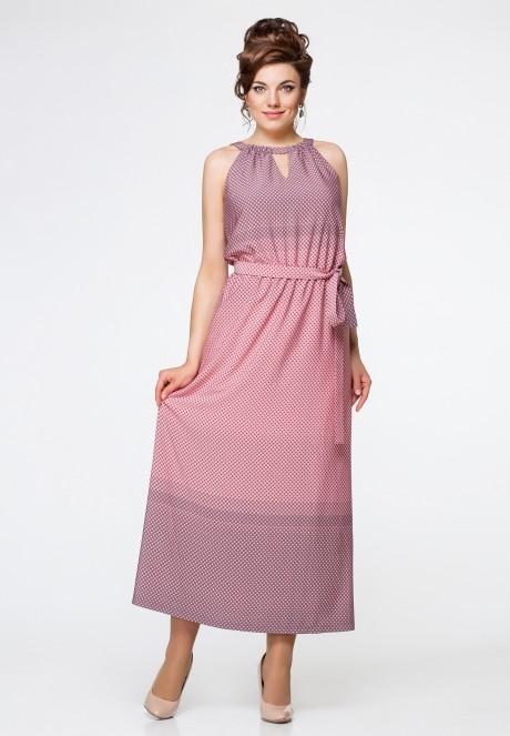 Длинное платье Elady 2207