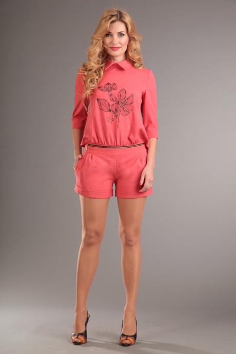 Брючный костюм /комплект Лиона-Стиль 537