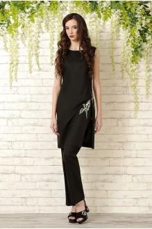 Брючный костюм /комплект Prestige 2836 черный фото 1