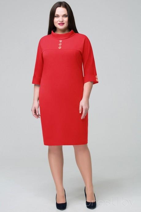 Повседневное платье Matini 3.935 красный