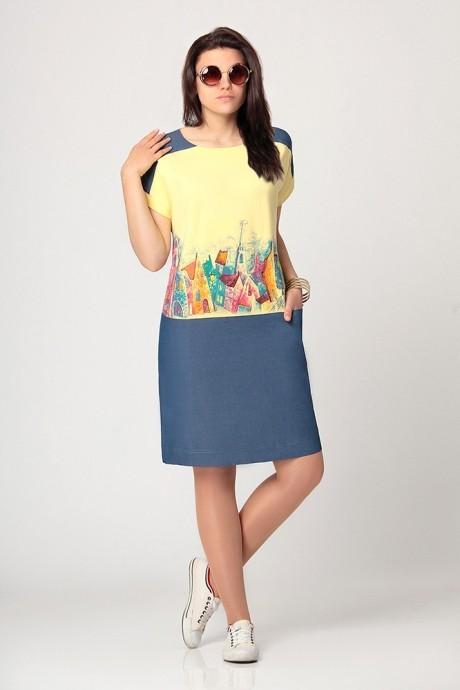 Повседневные платья Мублиз 992