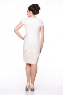Вечернее платье Надин-Н 1296 молочный фото 2