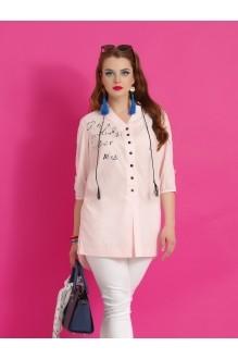 Блузки и туники Lissana 2835 розовый фото 4