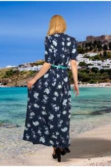 Длинные платья МиА-Мода 703-6 фото 2
