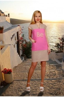Летнее платье МиА-Мода 718-1 фото 1