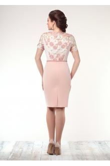 Летнее платье Галеан-стиль 501 розовый фото 2